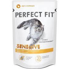 <b>Паучи PERFECT FIT</b> Sensitive | Отзывы покупателей