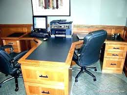 l shaped desk for two. Perfect For T Shaped Desk Office For Two And    To L Shaped Desk For Two K