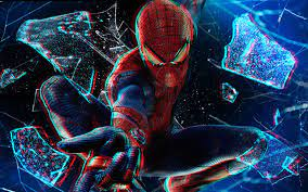 Anaglyph Wallpaper