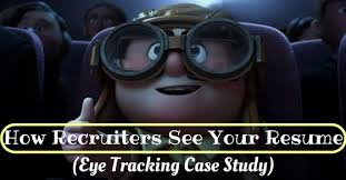 How Recruiters See Your Resume (Eye Tracking Case Study)