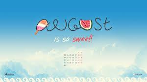 August Theme Calendar Download Smashing Magazine Desktop Wallpaper Calendar August