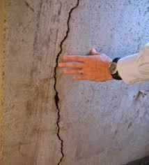 wall crack repair. Interesting Repair Foundation Wall Crack In Burlington Iowa In Wall Crack Repair L