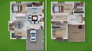 bedroom house plan in india admirable duplex floor plans designs 4 for houses hyderabad awesome nigeria