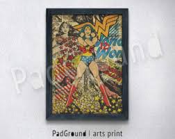 you equals wonder woman art print poster superhero art