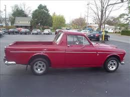 1965 Volvo 122 Custom Pickup 2 door truckster Truck Regular Cab ...