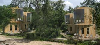 Treehouse Holidays Norfolk  Featured On GreentravellerTreehouse Lake District