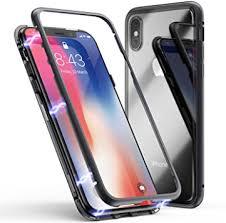 iPhone X Case, iPhone XS Case, ZHIKE Magnetic ... - Amazon.com