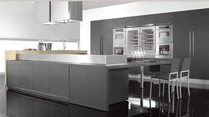 Gray Kitchen Stylish And Cool Gray Kitchen Cabinets For Your Home