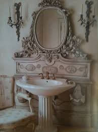 Shabby Chic Bathroom Design Furthermore Tile Ready Shower Base Together With Old Kb