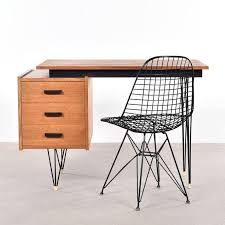 cees braakman small writing desk for pastoe netherlands