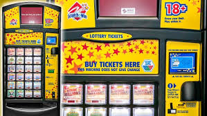 Vending Machines Calgary Magnificent Scratch Lottery Ticket Vending Machines To Be Tested In Edmonton And