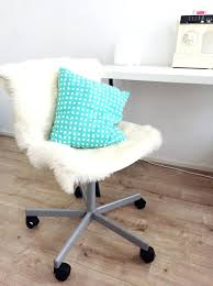 ikea swivel office chair. Ikea Moses Swivel Office Chair Chairs Furry Desk Armless With