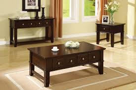 add this espresso coffee table to your living room decor oval set dark