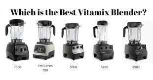 Vitamix Blender Comparison Chart Top 5 Best Vitamix Blender Reviews Buying Guide