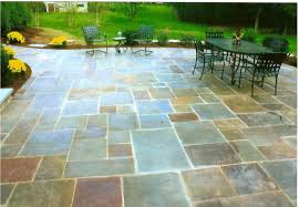 radiantly heated pa bluestone patio never shovel and a couple of months of extra outdoor season