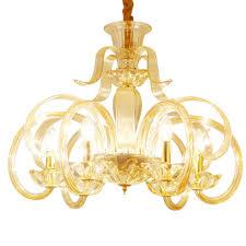 Pendelleuchte Kronleuchter Aus Kristallglas Hängend Lampe