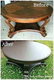 painting wooden coffee table refinishing coffee table best coffee table refinish ideas on paint wood along