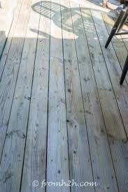 eco friendly diy deck. The Best Inexpensive Non Toxic DIY Deck Cleaner Eco Friendly Diy -