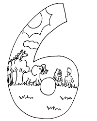 7 Days Of Creation Coloring Pages Free At Getdrawingscom Free For
