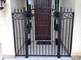 security front doorsFront Doors Beautiful Security Front Door Gate For Modern Home