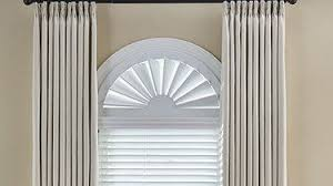 arched window treatments. Gorgeous Ideas Half Circle Window Curtains Arch Shade Shop Arched Treatments Blinds Com