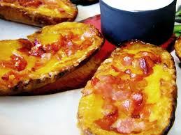 t g i friday s potato skins reduced fat
