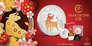 Image via david yu/ wikimedia commons. Commemorate Lunar Year Of The Ox 2021 New Zealand Mint