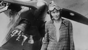 amelia earhart com amelia earhart a daring pilot