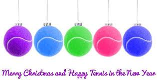 Bildergebnis für weihnachten tennis