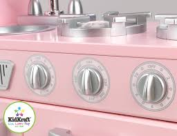 Pink Small Kitchen Appliances Buy Kidkraft Vintage Kitchen Pink Online At Low Prices In India