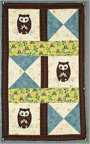 Quilt Inspiration: Free Pattern Day: Owls ! &  Adamdwight.com