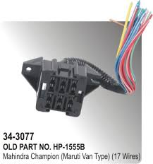 fuse box mahindra champion maruti van type wires hp  fuse box mahindra champion maruti van type 17 wires hp 34 3077