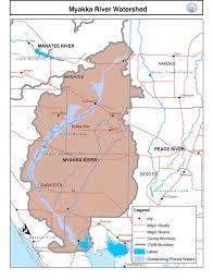 Myakka River Tide Chart Myakka River Watershed N D