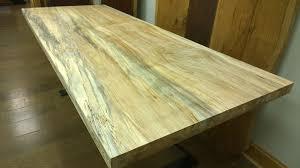 wooden desk top. Delighful Wooden Custom Made Spalted Soft Maple Wooden Desk Top Inside W