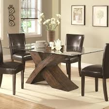 splendid design dining table with glass top 5 room round
