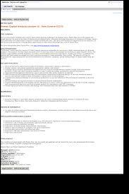 Management Analyst Job Description Enchanting Human Capital Analytics Analyst III Data Science Job At Fannie Mae
