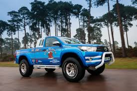 Toyota has built a full-size working replica of the Tamiya Bruiser ...