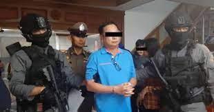 ศาลพิพากษาตัดสินประหารชีวิต พันตำรวจโทบรรยิน ตั้งภากรณ์  กรณีฆาตรกรรมอำพรางเสี่ยชูวงษ์