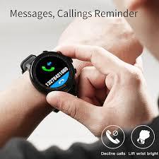 LEMFO L5 <b>Smart Watch Men</b> IP68 Waterproof Standby 100 Days ...