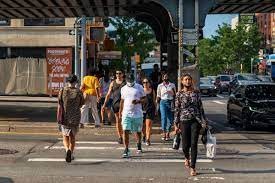New York City's Population Booms — But ...