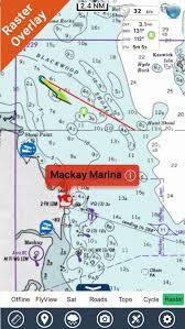 Coral Sea Gps Nautical Charts By Flytomap