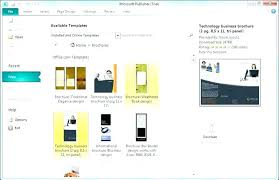 Publisher Website Templates Free Download Ms Publisher Free