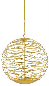 chaumont large orb chandelier