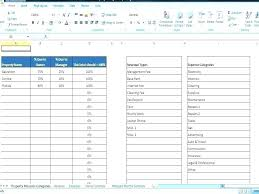 Small Business Profit And Loss Template Excel Income Expenses ...