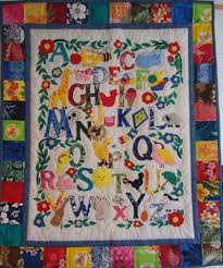 Baby and Children Learn ABC Quilts &  Adamdwight.com