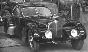 Only he or a few selected friends, mainly bugatti racing drivers, had the honour of sitting. The Bugatti Atlantic And Its Mystery