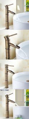 vintage bathroom sink faucets. BOCHSBC Bathroom Kitchen Basin Faucet Antique Bronze Finish Brass Mixer Tap Hot And Cold Sink Vintage Faucets