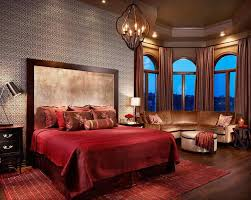 Exellent Romantic Red Master Bedroom Ideas Lurriachmadco Fresh Bedrooms Intended Innovation Design