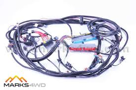 wiring harnesses engine conversions full engine wiring harness ls1