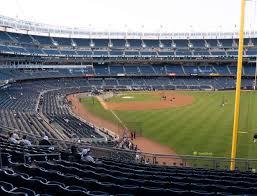 Yankee Stadium Seating Chart Football Games Yankee Stadium Main Level 208 Seat Views Seatgeek